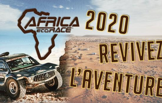 Embedded thumbnail for THE RACE TO DAKAR 2020 - REVIVEZ L'AVENTURE