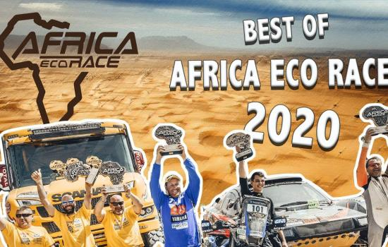 Embedded thumbnail for BEST OF AFRICA ECO RACE 2020 - MONACO TO DAKAR