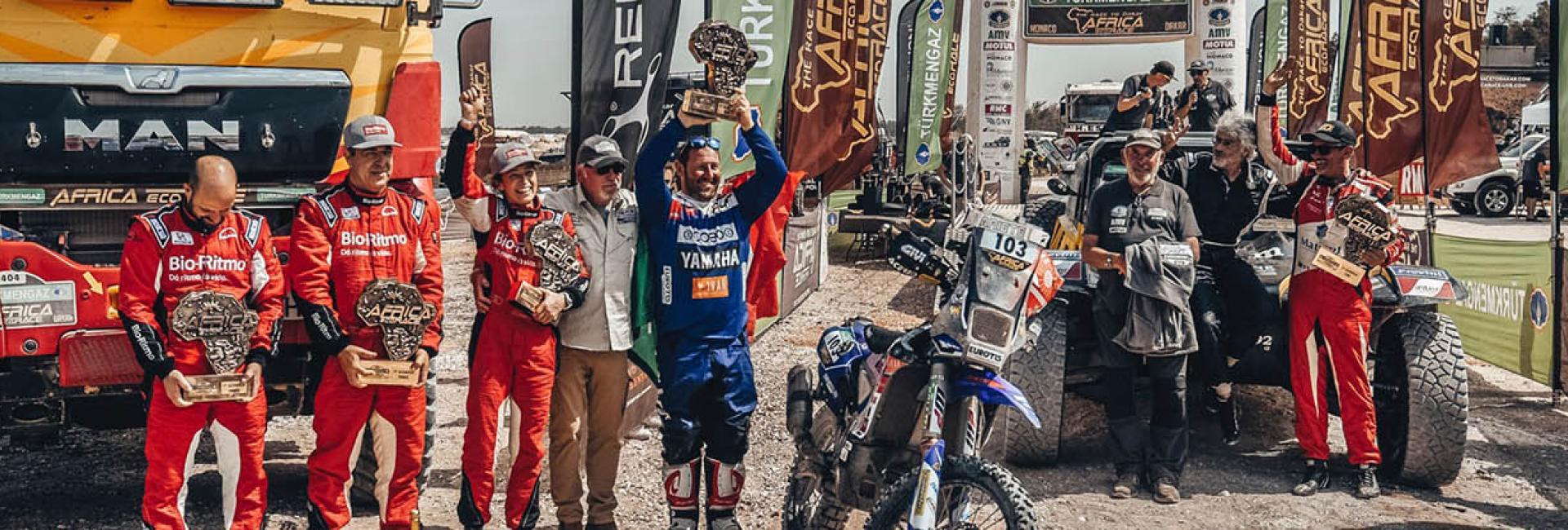 Calendario Ama Motocross 2020.Africa Eco Race